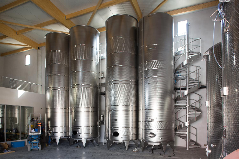 Chantiers Vini Concept - Domaine de Grangeneuve
